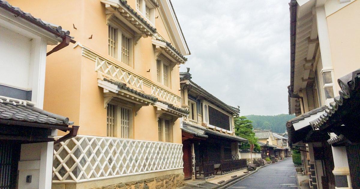 まるで日本のホイアン!ベトナムの世界遺産と内子の町並みの共通点